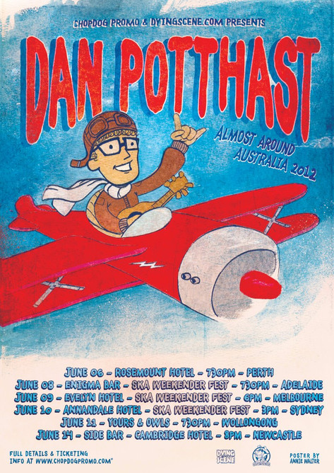 Dan Potthast (2012)