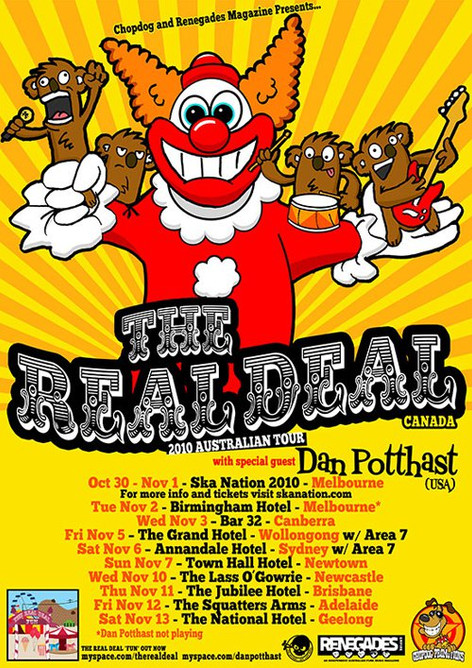 The Real Deal (2011)