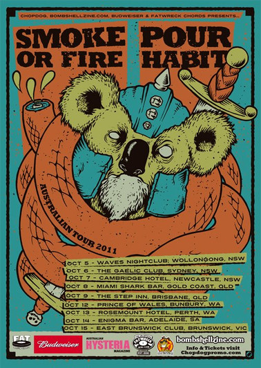 Smoke Or Fire & Pour Habit (2011)