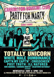 Party for Marty (2017)