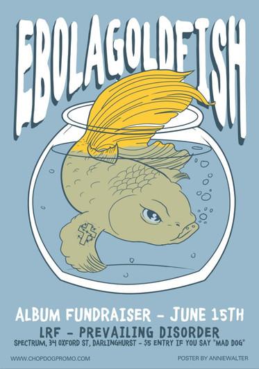 Ebolagoldfish (2012)