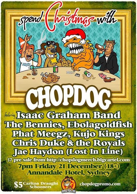 Chopdog Xmas (2012)