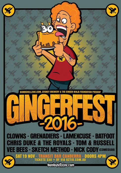 Gingerfest (2017)