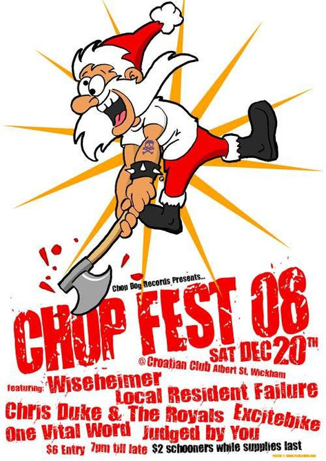 Chopfest (2008)
