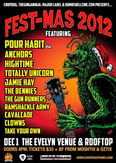 Fest-mas (2012)