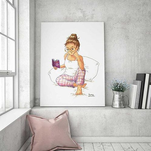 Affiche Pyjama 5