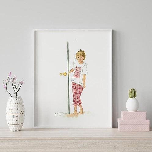 Affiche Pyjama 3