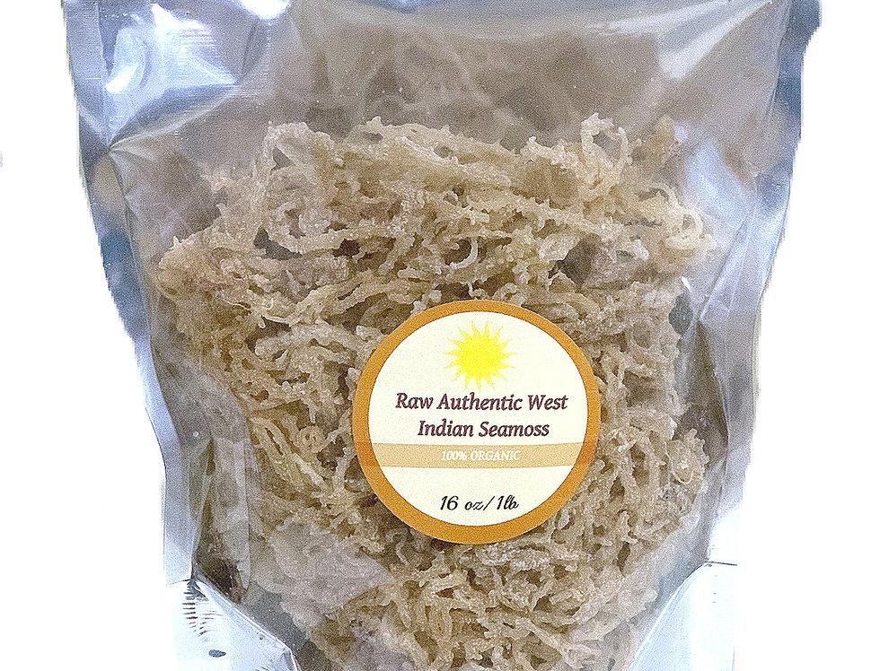 Organic Golden Jamaican Irish Moss (Sea Moss)