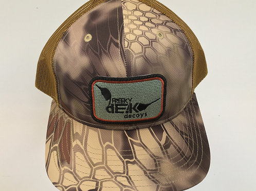 Highlander/Buck (Kryptek Camo) Hat