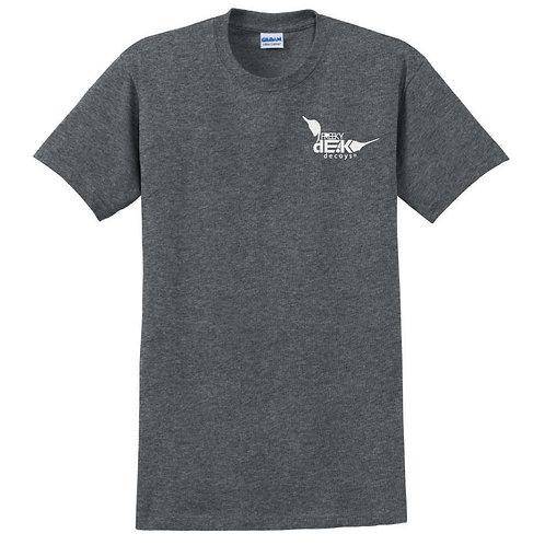 Dark Heather Moki Gildan T-Shirt