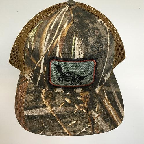 Max5/Buck (Realtree Camo) Hat