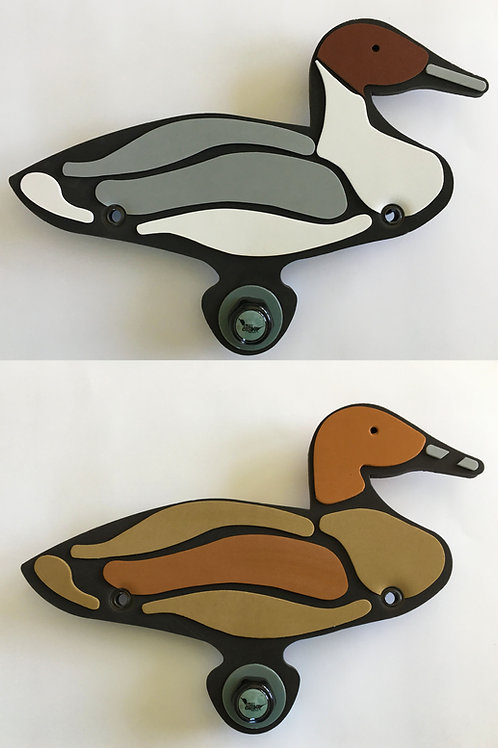 Northern Pintail Double