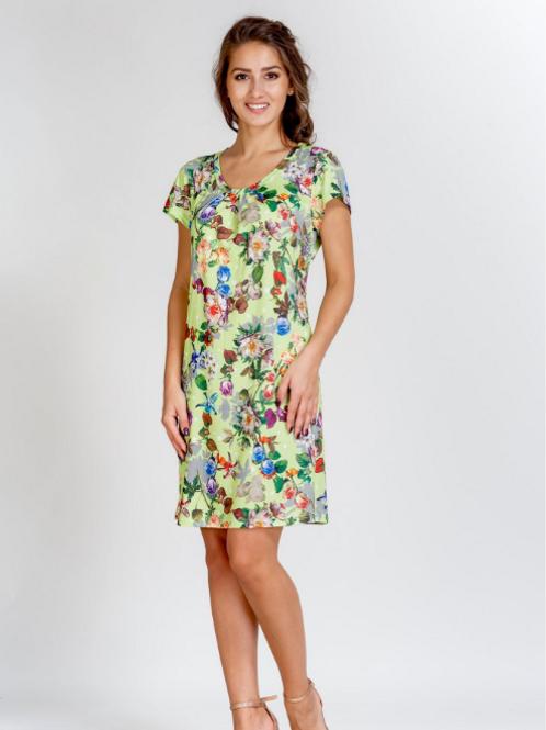 Платье М-24ПЛ Фиалка, pm1025