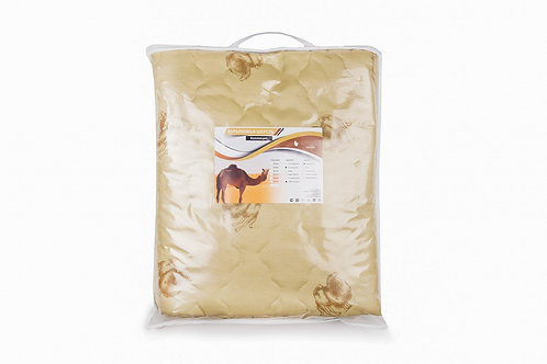 Одеяло, облегченное, плотность 100 гр/м2, Верблюд, чехол полиэстер