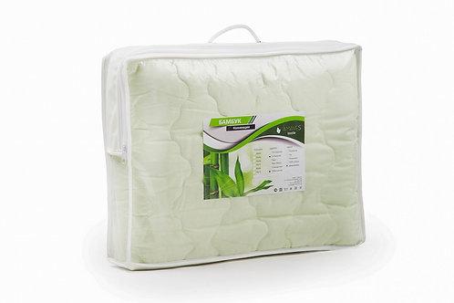 Одеяло, облегченное, плотность 100 гр/м, Бамбук, чехол полисатин