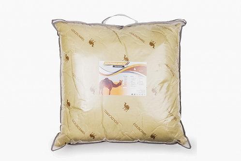 """Подушка """"Верблюд"""", чехол тик (стеганный с кантом, без молнии)"""