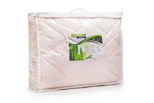 Одеяло, среднее, плотность 300 гр/м2, Бамбук, чехол полисатин