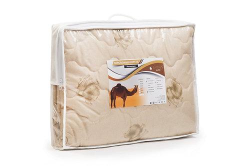 Одеяло, облегченное, плотность 100 гр/м2, Верблюд, чехол тик
