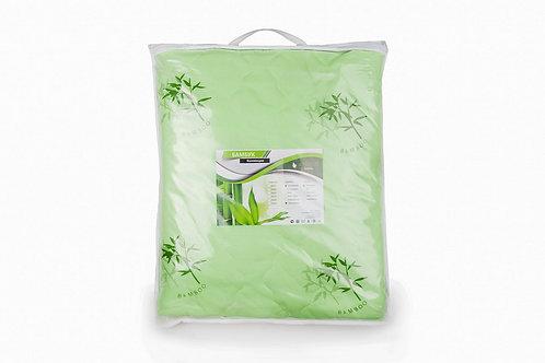 Одеяло, облегченное, плотность 100 гр/м2, Бамбук, чехол полиэстер