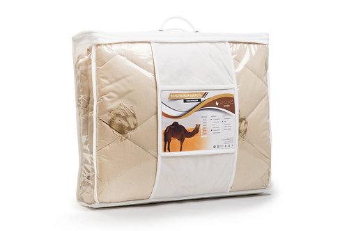 Одеяло, среднее, плотность 300 гр/м2, Верблюд, чехол тик