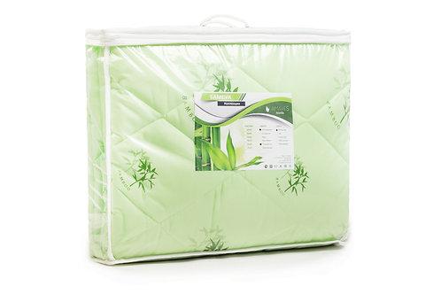 Одеяло, среднее, плотность 300 гр/м2, Бамбук, чехол полиэстер