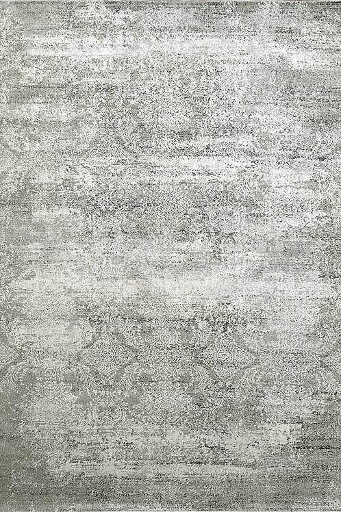 Modern design transitional rug
