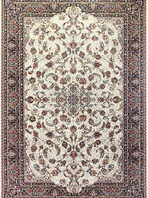 Traditional design rug