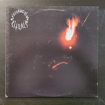 Shearing Pinx - Rituals (Vinyl-EX Sleeve-VG+)