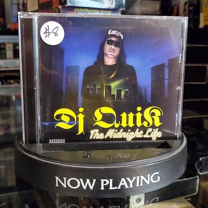 DJ Quik - The Midnight Life (CD)