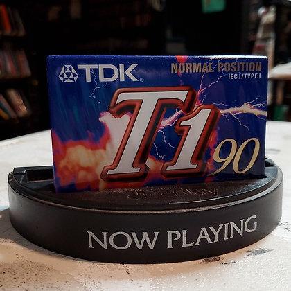 TDK - T1 - 90 min (Sealed)