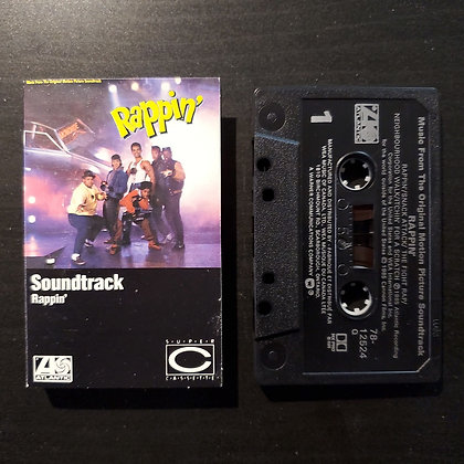 Various - Rappin' [Soundtrack]