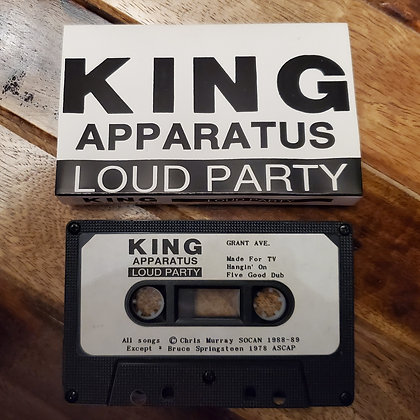 King Apparatus - Loud Party