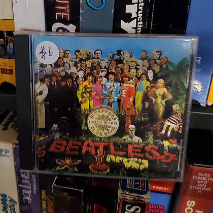 Beatles, The - Sgt. Pepper's Lonely Hearts Club Band