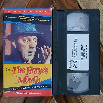 Horses Mouth, The (VHS)