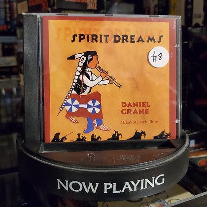 Daniel Crane - Spirit Dreams (CD)