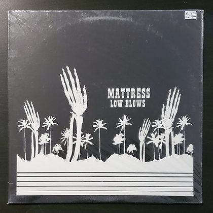 MATRESS: Low Blows - NEW Vinyl LP