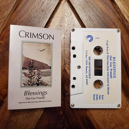 Singh KaurAndMosaic –Blessings (Electronic New Age Folk)