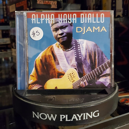 Alpha Yaya Diallo - Djama (CD)