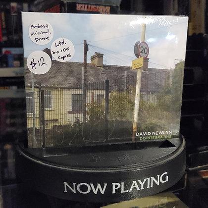 David Newlyn - Disintegrating Suburban Dream (New CD)