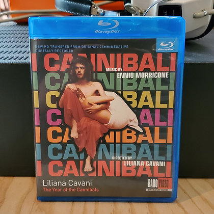 Year Of The Cannibal (Blu-ray)