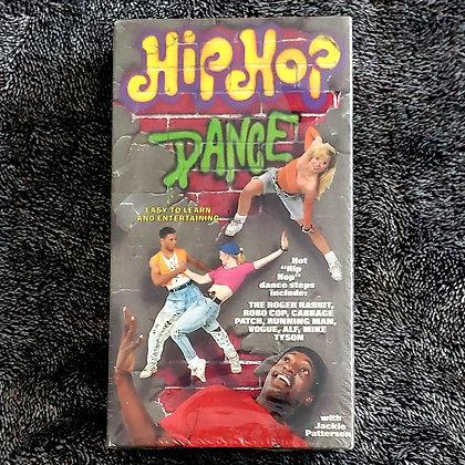 Hip Hop Dance • [VHS] [Hard To Find Sealed Copy]