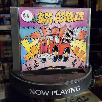 Various - Rap: Bass Assualt (CD)