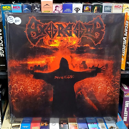 Axegressor ‎– Bannerless • [New On Red Vinyl] [Thrash, Power Metal]
