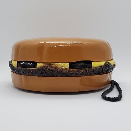 Retro Cheeseburger Radio • [Perfect Working Condition]