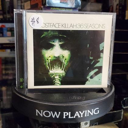 Ghostface Killah - 36 Seasons (CD)