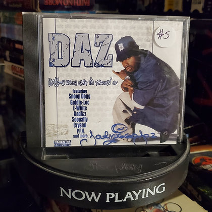 Daz–DPGC: U Know What I'm Thrown' Up (CD)
