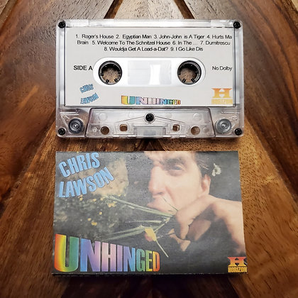 Chris Lawson - Unhinged (Local 90's Oddity)