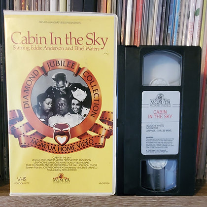 Cabin In The Sky (VHS)
