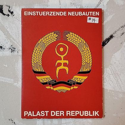 Einstuerzende Neubauten - Palast Der Republik