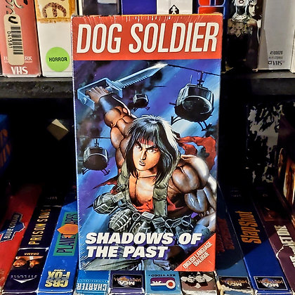 Dog Soldier: Shadows Of The Past • [VHS] [Rare Sealed 90's Anime]